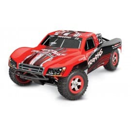 Traxxas Slash 4x4 1/16 RTR Short Course Truck Mike Jenkins Red