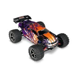 Traxxas E-Revo VXL 4x4 1/16 Brushless Purple - RTR(with battery & charger)