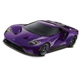 Traxxas 4-Tec 2.0 1/10 Ford GT Body Purple