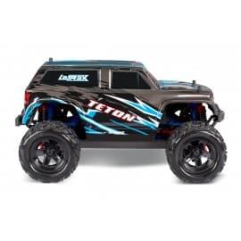 Traxxas LaTrax Teton 4x4 1/18 RTR Monster Truck Black