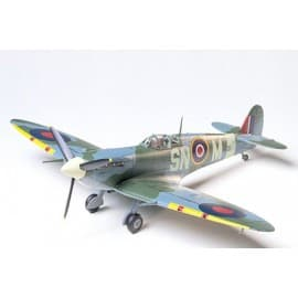 Tamiya 1/48 Supermarine Spitfire MK Vb