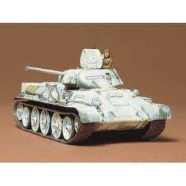 Tamiya 1/35 Russian Tank T34/76 1942