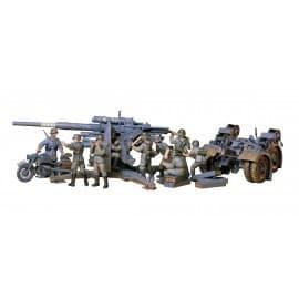 Tamiya 1/35German 88mm Gun Flak