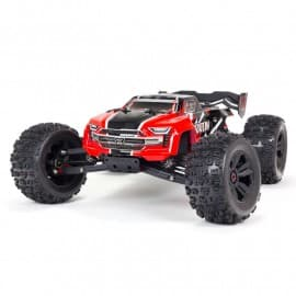 Arrma KRATON 6S 4WD BLX 1/8 Speed Monster Truck RTR (Red)