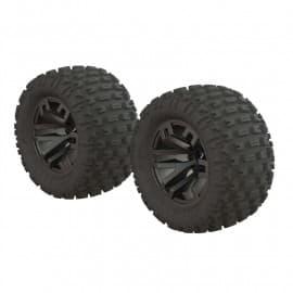 Arma DB Fortress MT Tire Set