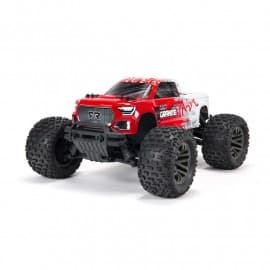 Arma GRANITE 4X4 3S BLX Brushless 1/10th 4wd MT Red