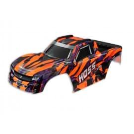 Traxxas Hoss 4x4 Body Orange