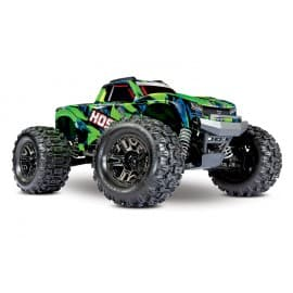 Traxxas Hoss 4x4 VXL 3s-First Delivery