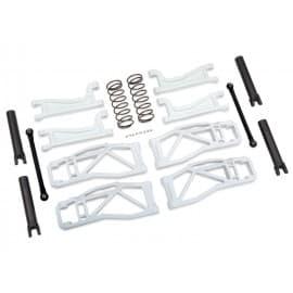 Traxxas Widemaxx Suspension Kit White