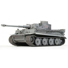 Tamiya 1/48 German Tiger I Early Production
