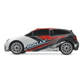 Traxxas 1/18 Latrax Rally Red