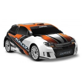 Traxxas 1/18 LaTrax Rally Orange