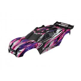 Traxxas Rustler 4x4 Body Pink