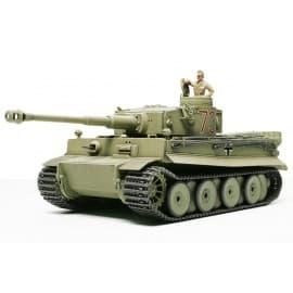 Tamiya 1/48 German Tiger I Initial Tank Model Kit (Africa Corps)