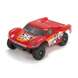 ECX Torment 1/18 4wd Red