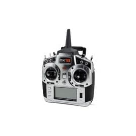 Spektrum DX18 Generation 2 18-Channel DSMX Radio w/AR9020 (No Servos)