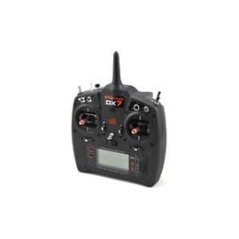 Spektrum DX7 2.4GHz DSM2 7-Channel Heli/Plane Radio w/AR8000 Receiver (No Servos)