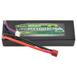 ECO POWER 2S LIPO 5000
