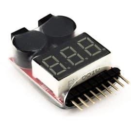 Dynamite Lipo Volt Checker/Warning Alarm