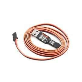 Spektrum AS3X Programming Cable w/USB Interface