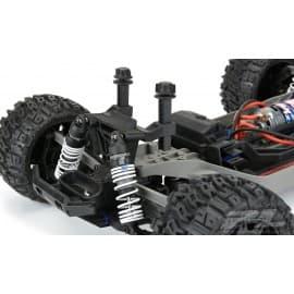 Pro Line Extended Body Mounts Rustler 4X4