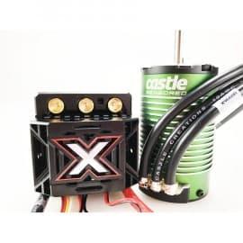 Castle Creations Mamba Monster X With Sensored 1415 2200KV