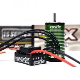 Castle Creations Mamba X 2200kv 1/8 E-Buggy
