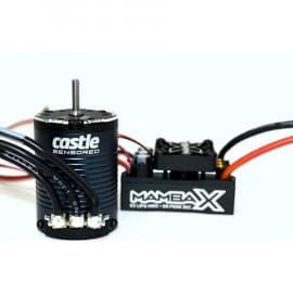 Castle Creations Mamba X Brushless System 3800kv