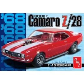 AMT 1/25 68Camaro Z28
