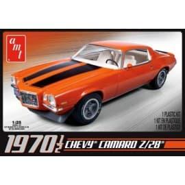 AMT 1/25 70 1/2 Camaro Z28