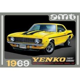 AMT 1/25 69 Chevy Camaro Yenko