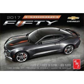 AMT 2017 Chevy Camaro 50th