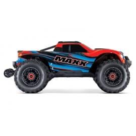 Traxxas Maxx 4X4 1/10 4s Brushless RTR Monster Truck Red